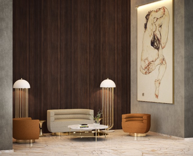 Inspiring Lighting Ideas That Will Elevate Your Lobby This Spring (1) lighting ideas Inspiring Lighting Ideas That Will Elevate Your Lobby This Spring Inspiring Modern Floor Lamps That Will Elevate Your Lobby This Spring 7
