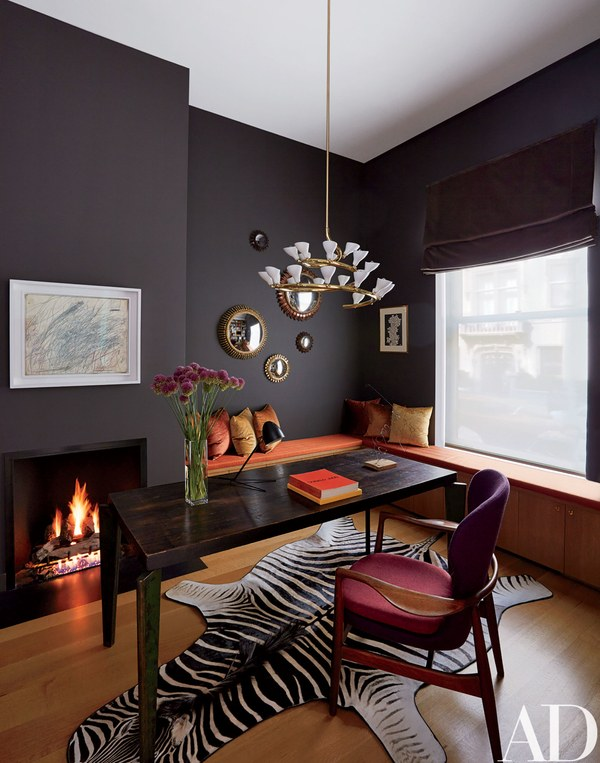 Manhattan House Filled with Mid-Century Lighting Designs 1 mid-century lighting Manhattan House Filled with Mid-Century Lighting Designs Manhattan House Filled with Mid Century Lighting Designs 6