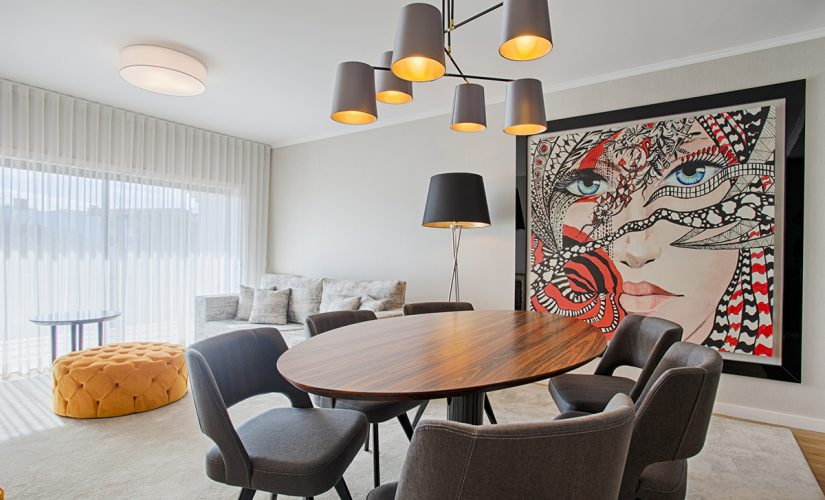Modern Home Filled with Portuguese Furniture and Mid-Century Lighting (10)
