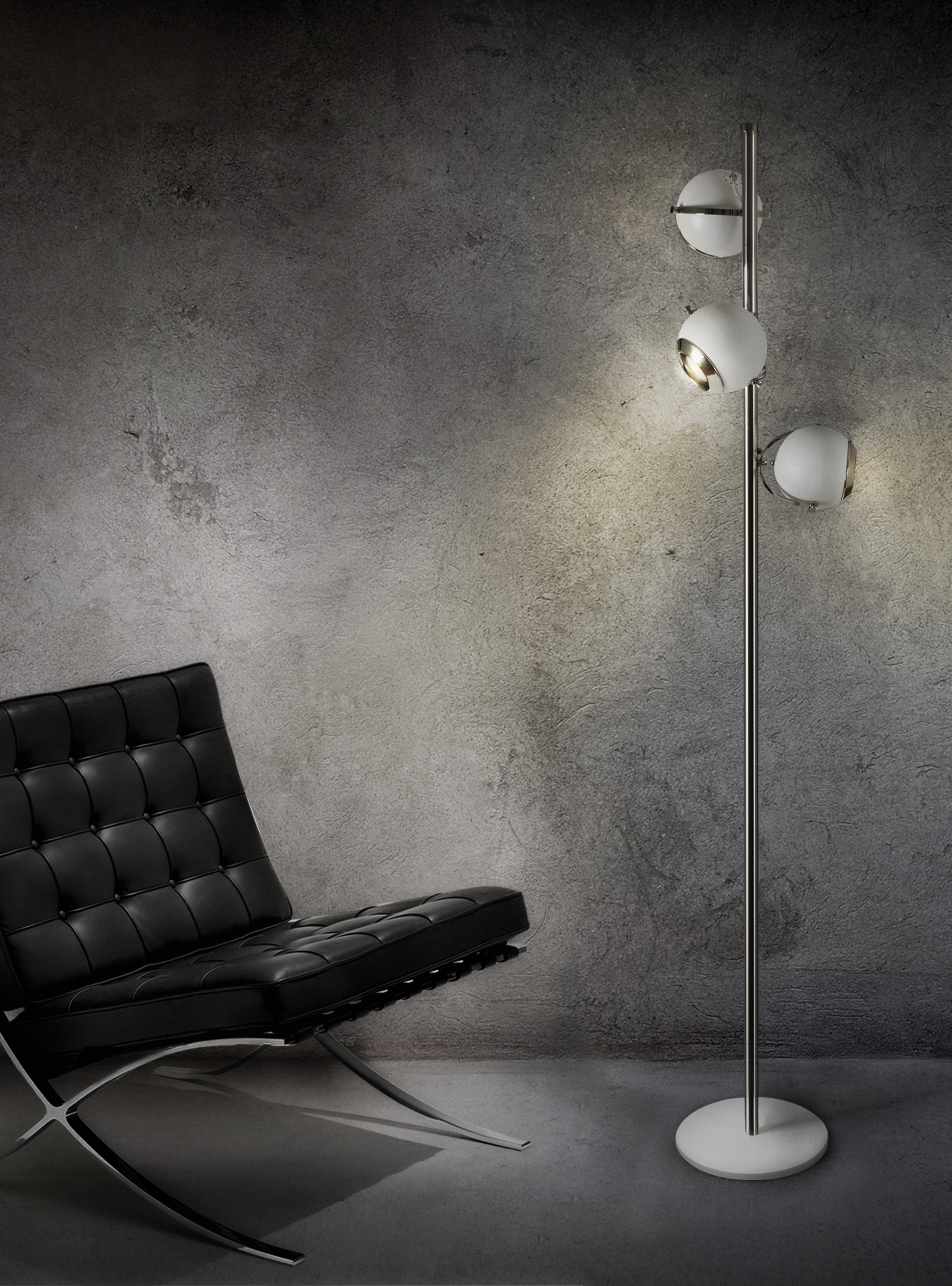 Perfect Modern Floor Lamps For A Stylish Home Design
