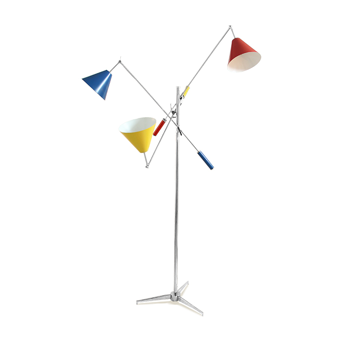 Bright Ideas Modern Floor Lamps to Add Color to Your Home Decor modern floor lamps Bright Ideas: Modern Floor Lamps to Add Color to Your Home Decor sinatra floor lamp featured