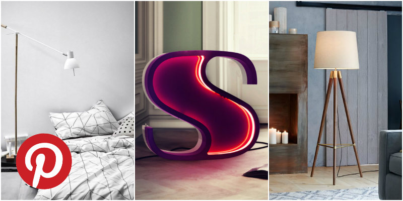 8 Modern Floor Lamps Pictures That Are Hot on Pinterest This Week (1)