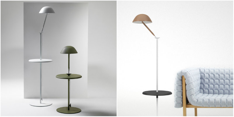 Inga Sempé Brightens Up Wästberg's Lighting Collection with Floor Lamps feat