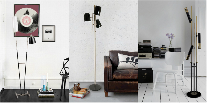 Modern Floor Lamps to Brighten Up Your Home Decor