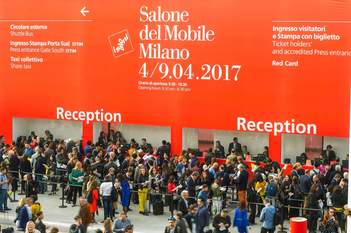 Salone del Mobile Has Come to an End and Here Are the Highlights! salone del mobile Salone del Mobile Has Come to an End and Here Are the Highlights! Salone del Mobile Has Come to an End and Here Are the Highlights 1