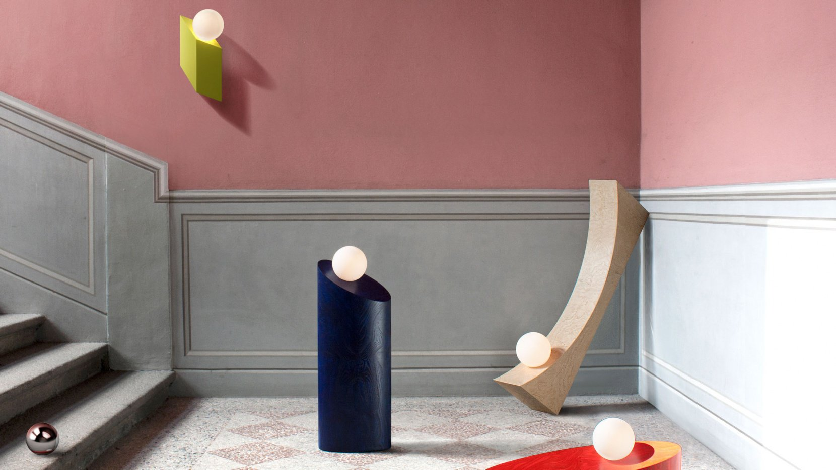 Stunning Lighting Objects by London-based Child Studio 1 sculpture lighting Stunning Sculpture Lighting Objects by London-based Child Studio Stunning Sculpture Lighting Objects by London based Child Studio