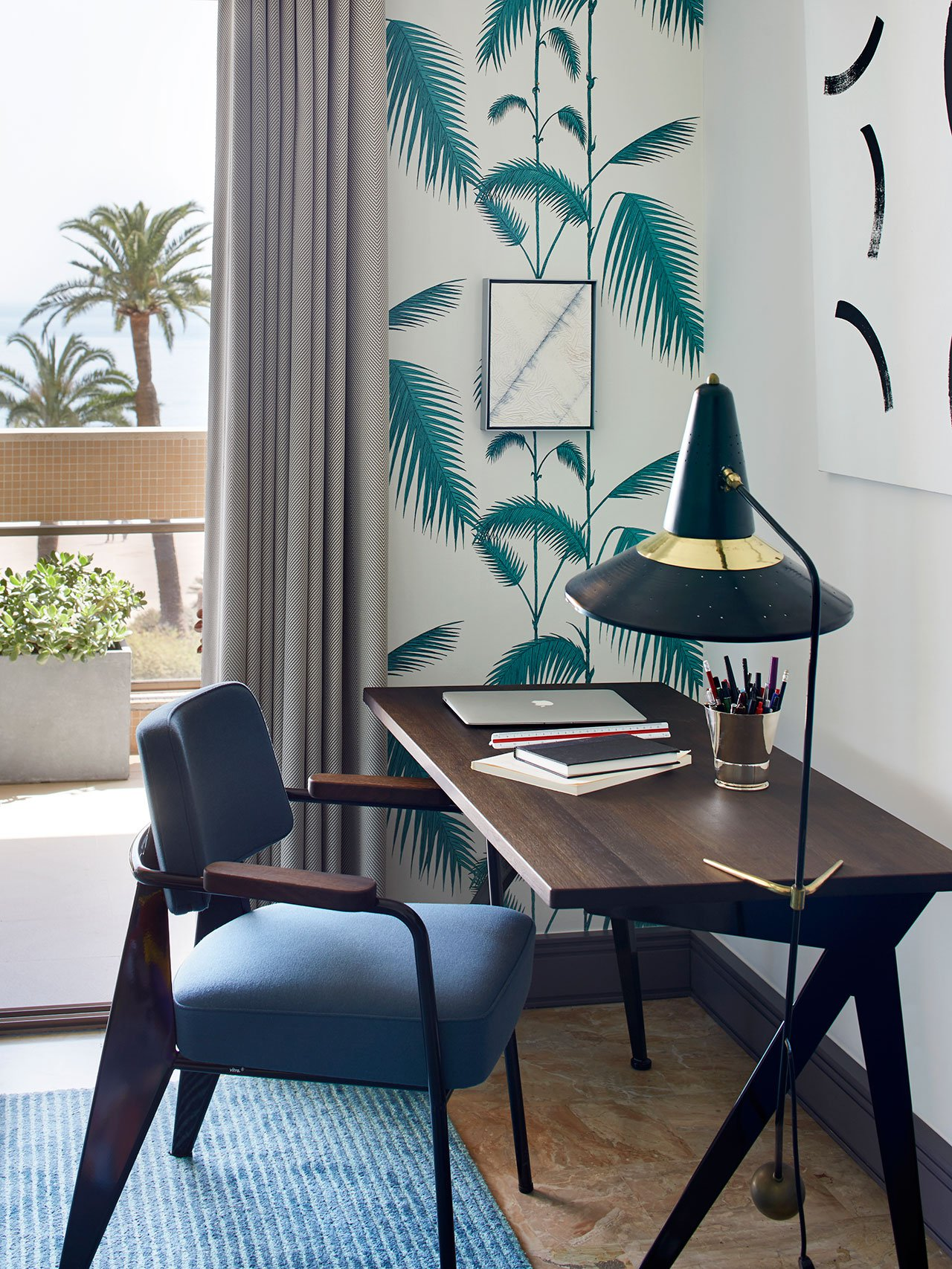 Timeless Luxury Apartment in Monaco Filled with Mid-Century Lighting 3 mid-century lighting Timeless Luxury Apartment in Monaco Filled with Mid-Century Lighting Timeless Luxury Apartment in Monaco Filled with Mid Century Lighting 12
