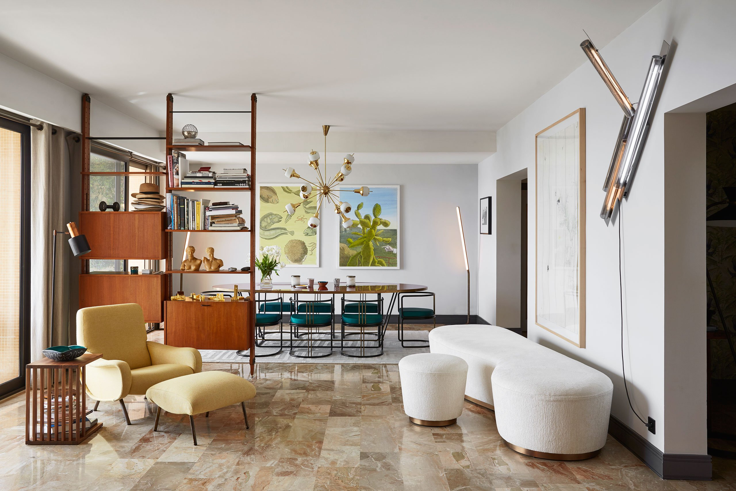 Timeless Luxury Apartment in Monaco Filled with Mid-Century Lighting 3 mid-century lighting Timeless Luxury Apartment in Monaco Filled with Mid-Century Lighting Timeless Luxury Apartment in Monaco Filled with Mid Century Lighting 6