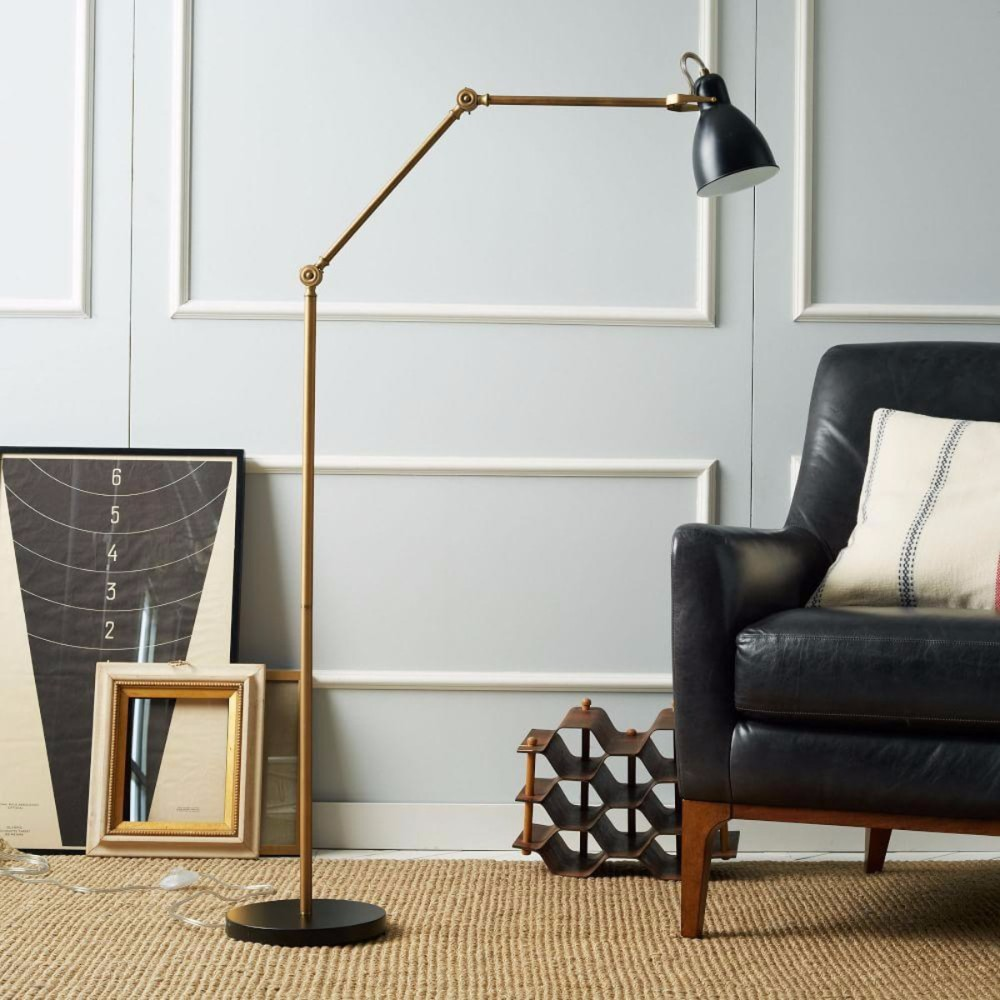Use Black Floor Lamps In Your Contemporary Home Design black floor lamps Use Black Floor Lamps In Your Contemporary Home Design Use Black Floor Lamps In Your Contemporary Home Design 3