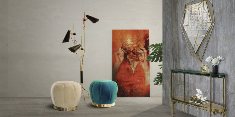 Black Floor Lamps That Will Shine in Your Mid-Century Modern Home 11