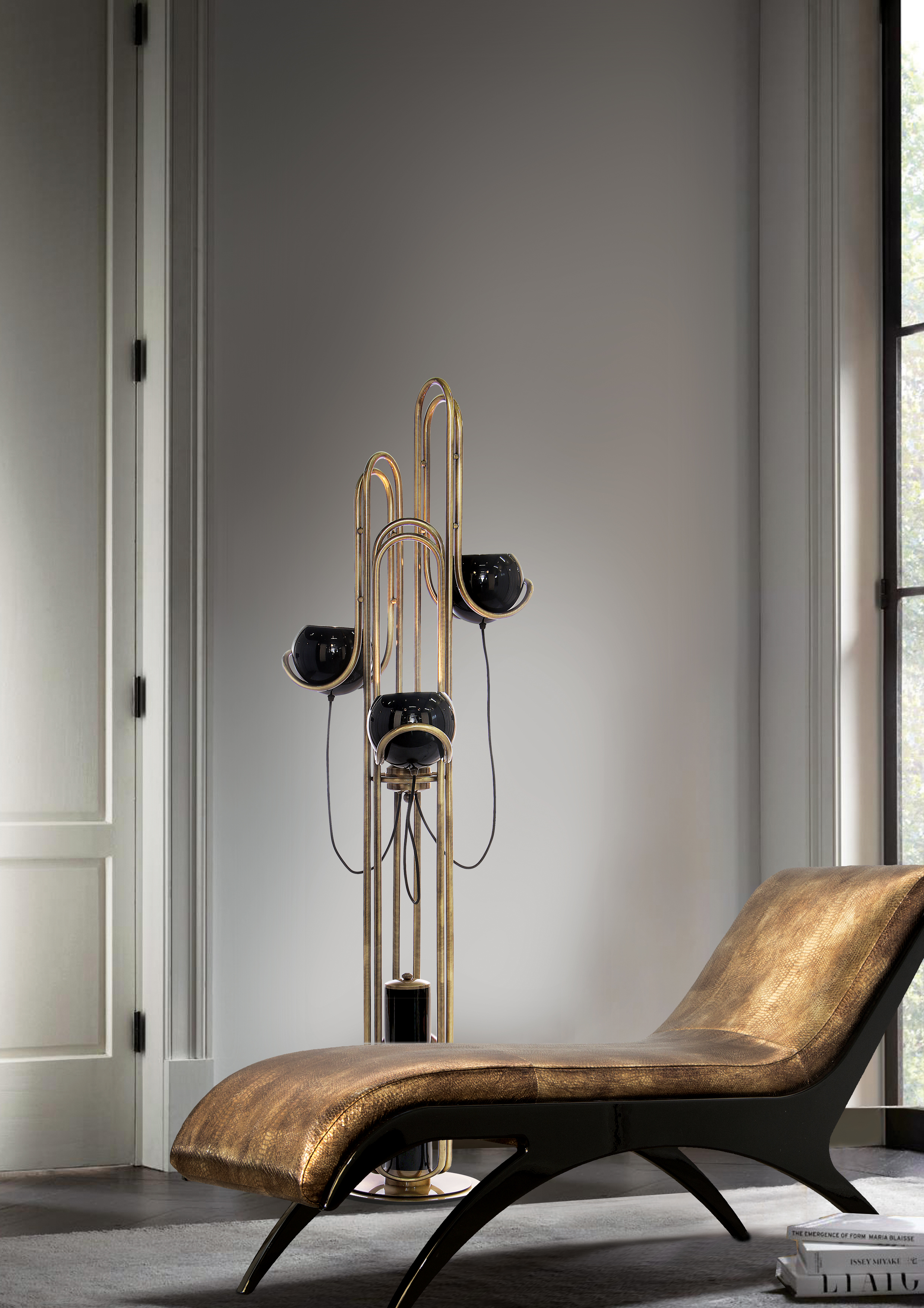 Bright Ideas Modern Floor Lamp Inspired in The Golden Years of Space 2 modern floor lamp Bright Ideas: Modern Floor Lamp Inspired in The Golden Years of Space Bright Ideas Modern Floor Lamp Inspired in The Golden Years of Space 3