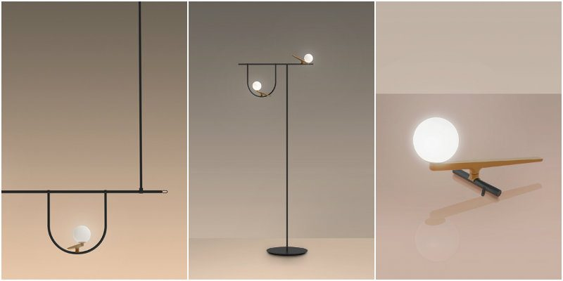 Floor Lamps Essentials Neri & Hu Yanzi Lighting Designs 6
