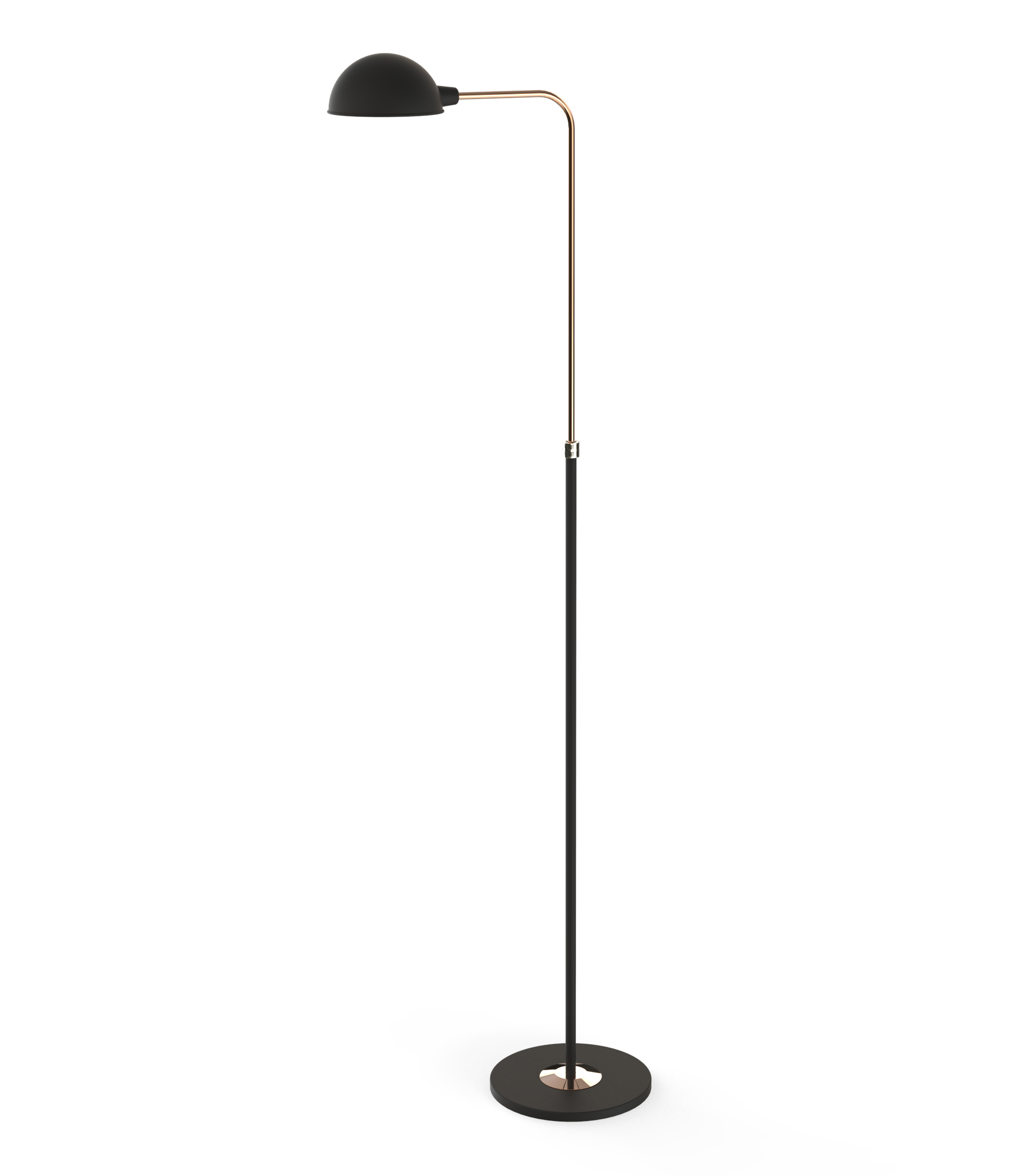 Home design ideas mid century floor lamps that you 39 ll love - Contemporary floor lamps for your modern style at house ...
