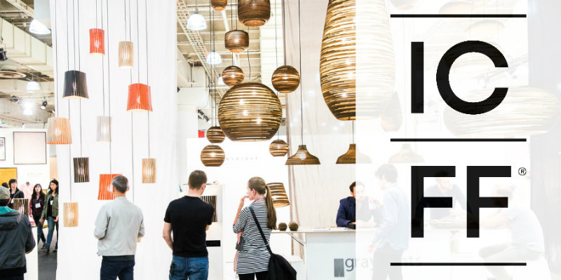 ICFF Is Coming and Here's Everything You Need to Know! FEAT