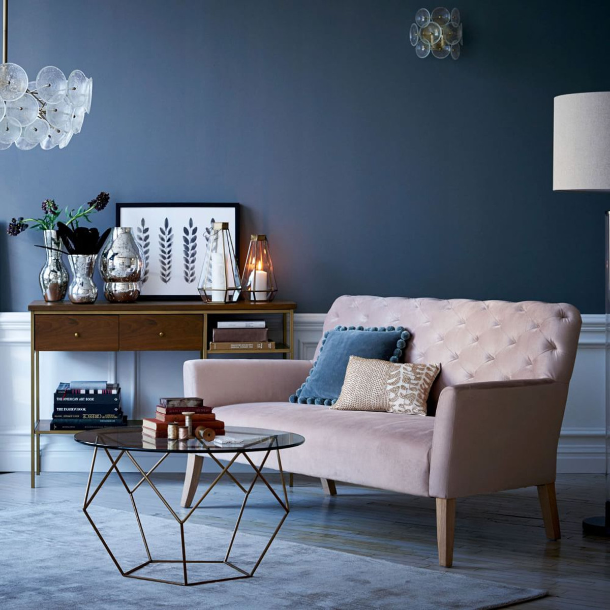 Mood Board Best Ways To Use Pale Pink In Your Home Decor 3