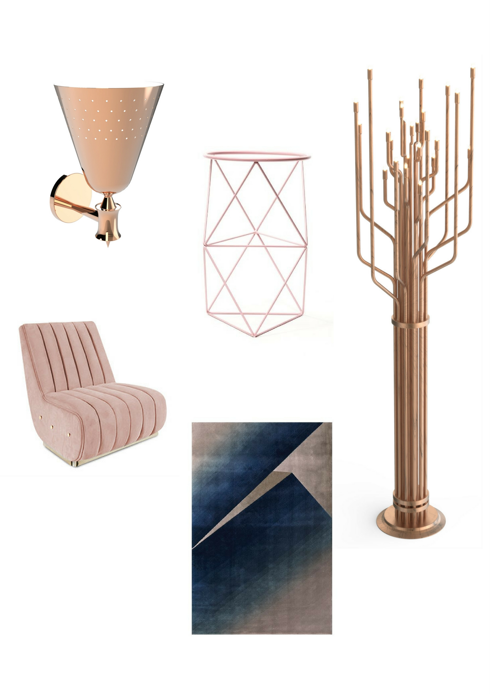 Mood Board Best Ways to Use Pale Pink in Your Home Decor 1  Mood Board: Best Ways to Use Pale Pink in Your Home Decor Moodboard Pale Pink