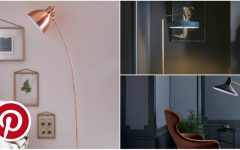 What's Hot on Pinterest 5 Modern Floor Lamps 3