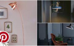 What's Hot on Pinterest 5 Modern Floor Lamps 3