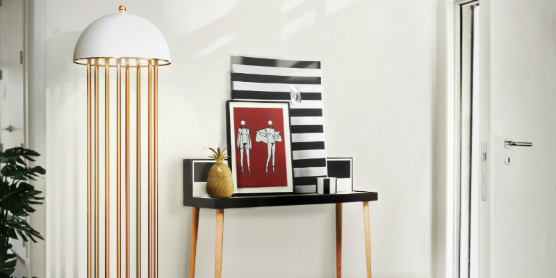 Why White Floor Lamps are The Best for Your Summer Decor feat
