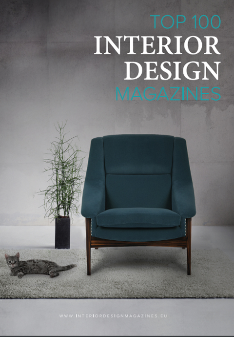 Top 100 interior design magazines modern floor lamps for Top 100 interior designers