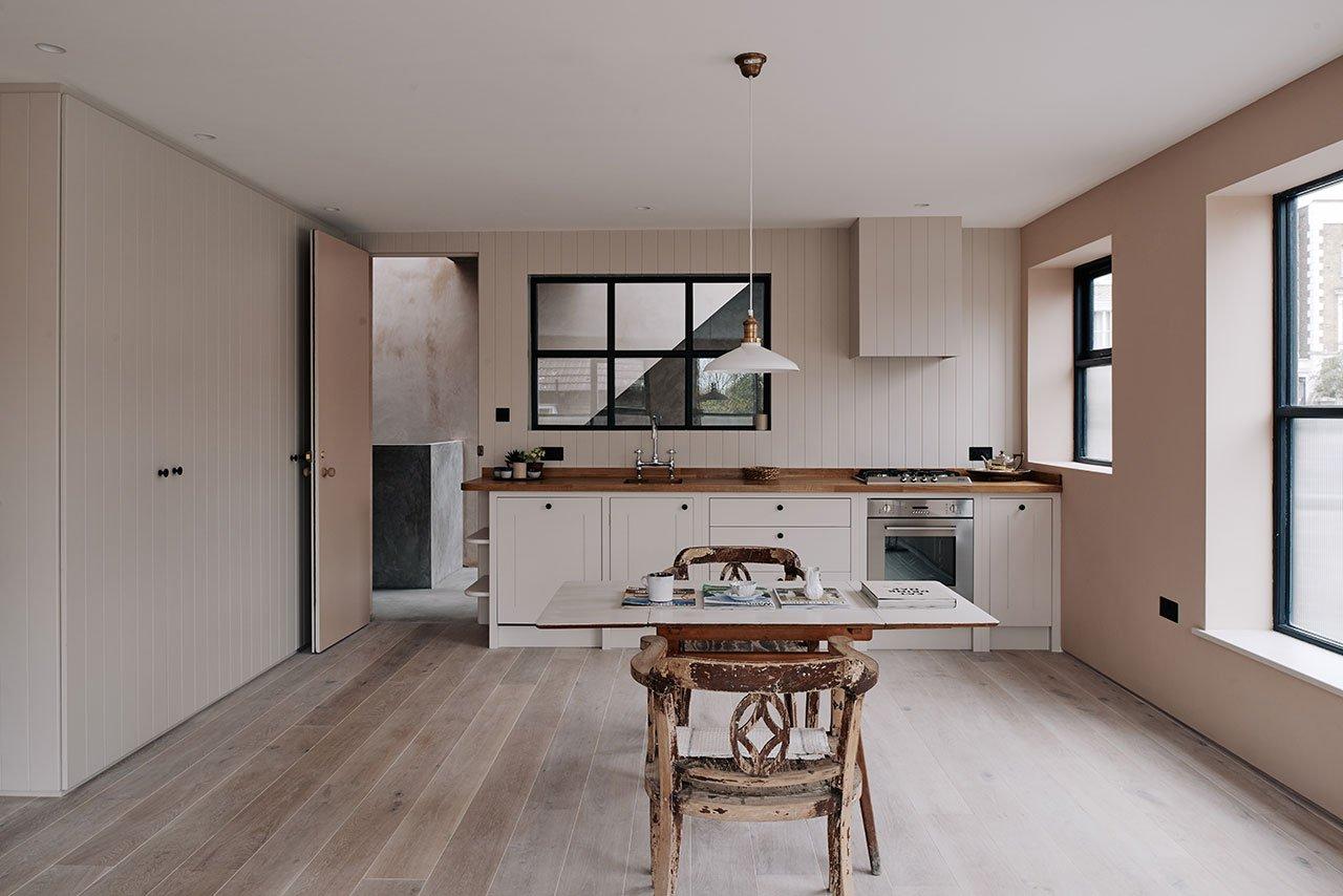 Contemporary Lighting Brightens Up New Cross Lofts Interiors 2