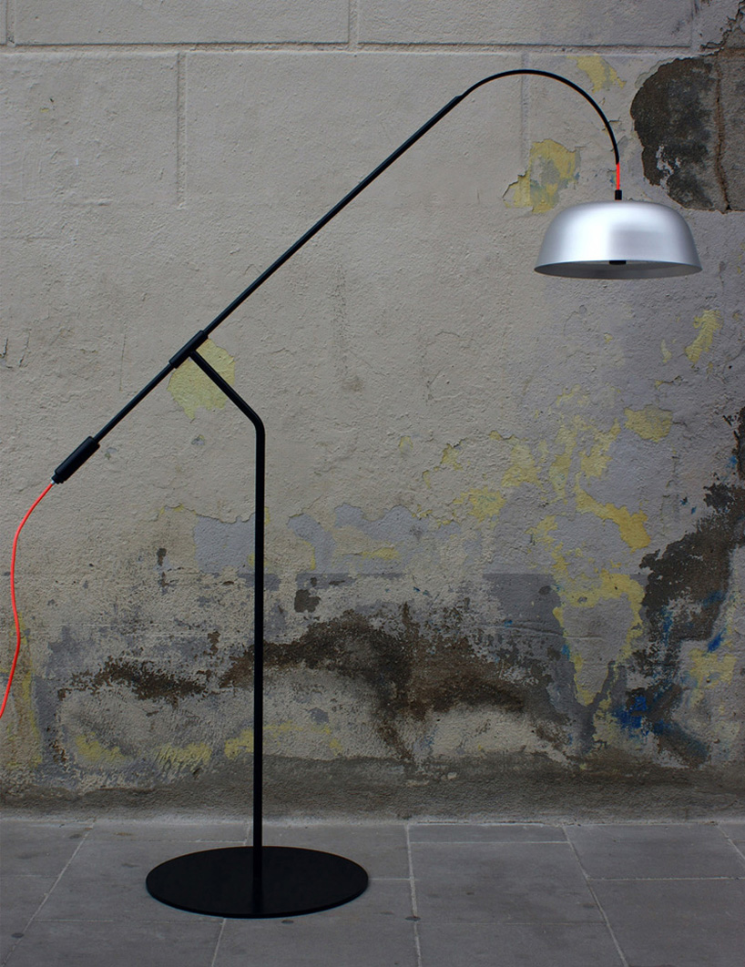 Floor Lamps Essentials Industrial Lamps by Roman Bianco 3 industrial lamps Floor Lamps Essentials: Industrial Lamps by Roman Bianco Floor Lamps Essentials Industrial Lamps by Roman Bianco 3