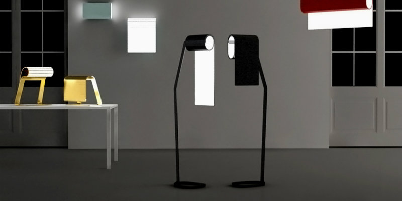Floor Lamps Essentials Modern Floor Lamps by BINA BAITEL FEAT