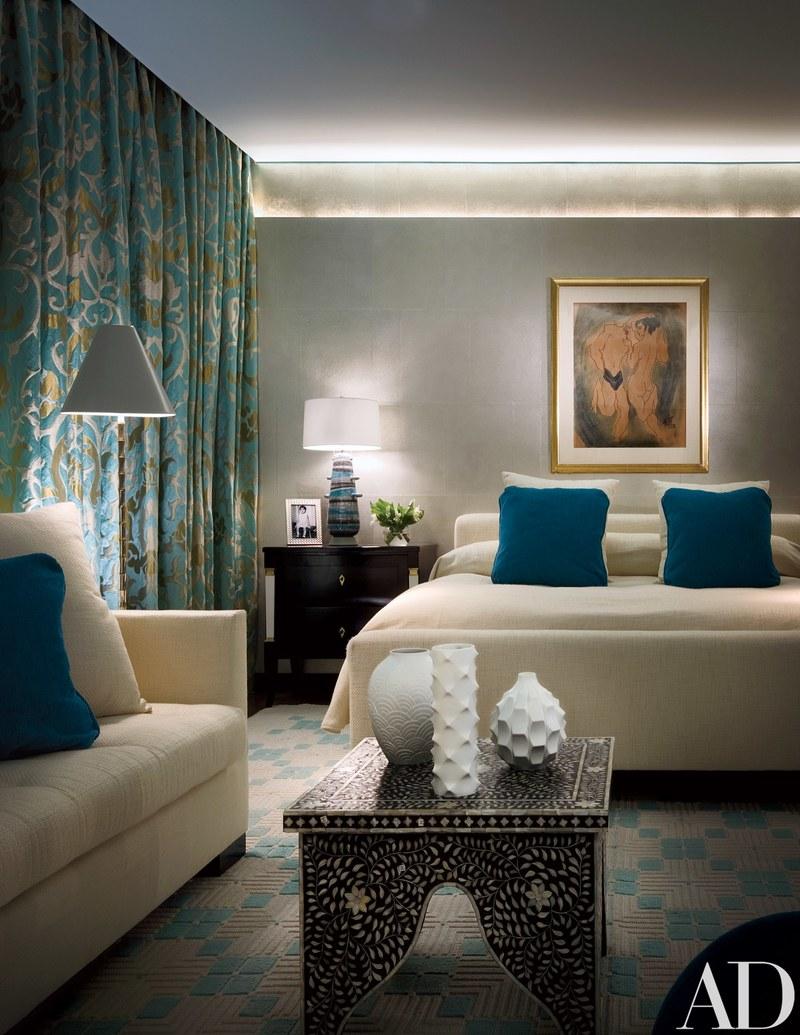 Luxury Lighting Designs Brighten Up Tribeca Residence in New York 1