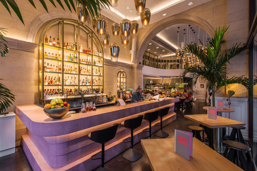 Meet The Restaurant to Eat in London with Best Lighting Designs 1 lighting design Meet The Restaurant to Eat in London with Best Lighting Designs Meet The Restaurant to Eat in London with Best Lighting Designs 6