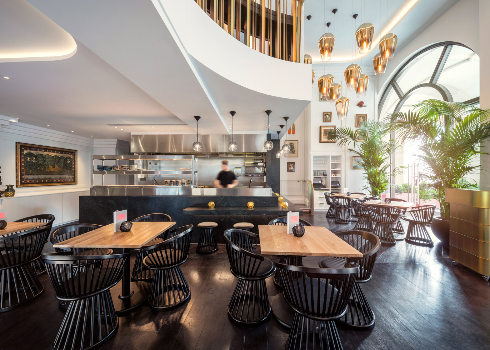 Meet The Restaurant to Eat in London with Best Lighting Designs 1 lighting design Meet The Restaurant to Eat in London with Best Lighting Designs Meet The Restaurant to Eat in London with Best Lighting Designs 8