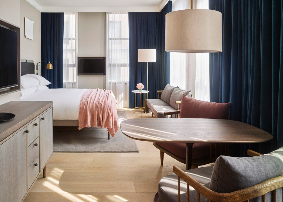 Stunning Lighting Designs Shine in New York's 11 Howard Hotel Interior 1 lighting design Stunning Lighting Designs Shine in New York's 11 Howard Hotel Interior Stunning Lighting Designs Shine in New Yorks 11 Howard Hotel Interior 1