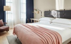 Stunning Lighting Designs Shine in New York's 11 Howard Hotel Interior 11