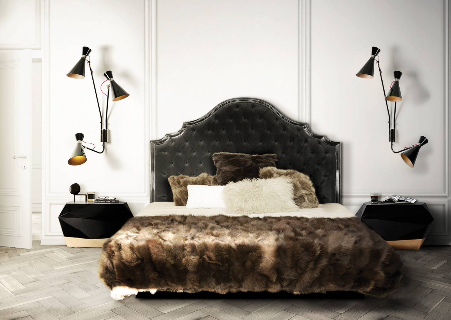 Summer Trends 8 Mid-Century Modern Lamps for Bedroom Design 1
