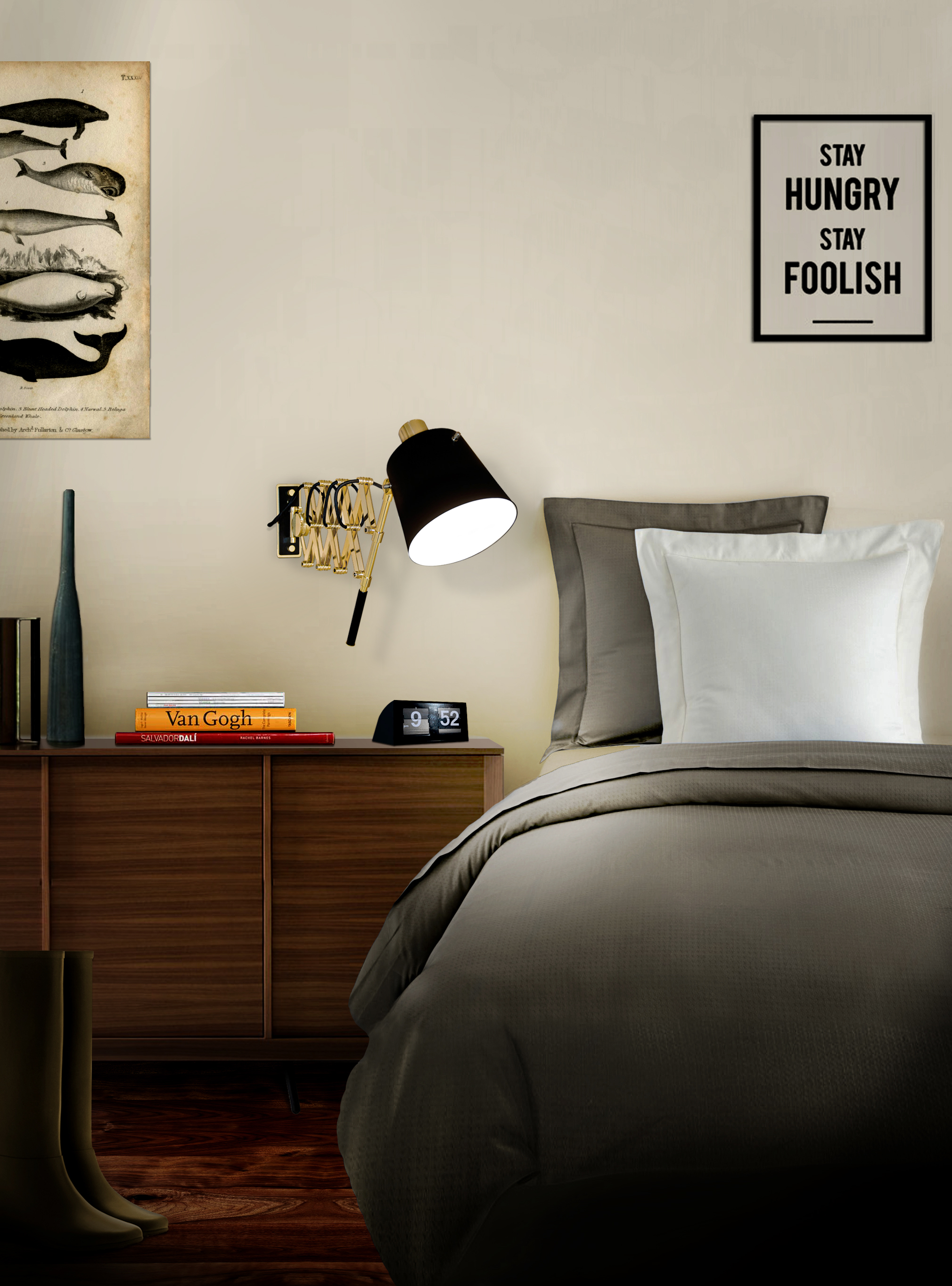 Summer Trends 8 Mid-Century Modern Lamps for Bedroom Design 1 mid-century modern lamps Summer Trends: 8 Mid-Century Modern Lamps for Bedroom Design Summer Trends 8 Mid Century Modern Lamps for Bedroom Design 4