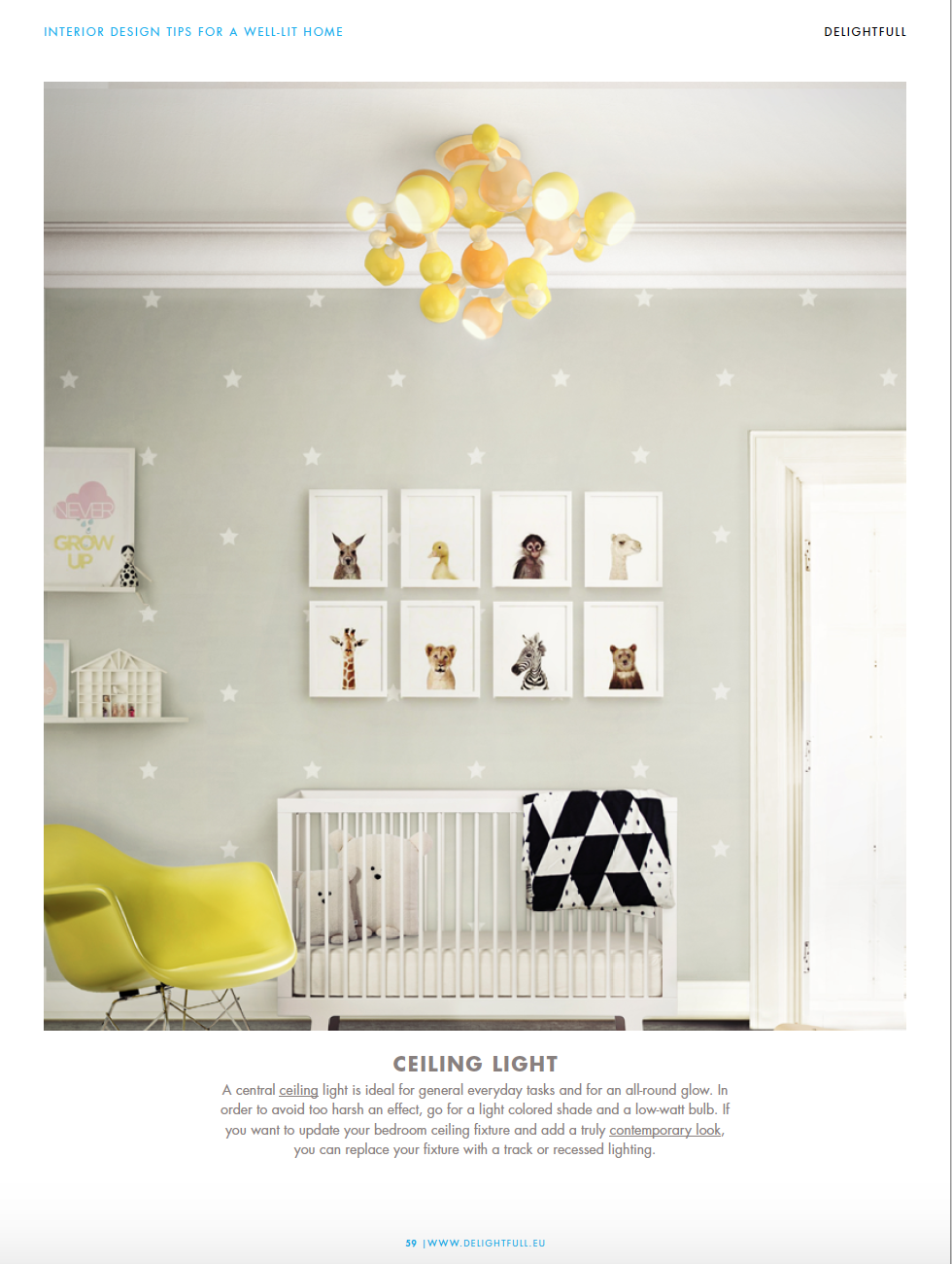 'Interior Design Tips for a Well-Lit Home': The Bible of ...