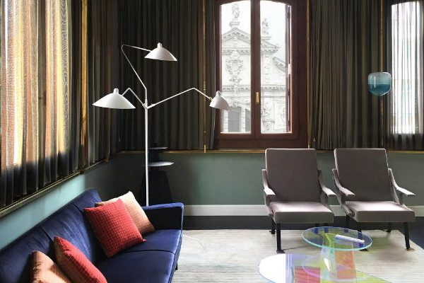 A Glamorous Reinterpretation of Venice with Dazzling Lighting Designs feat