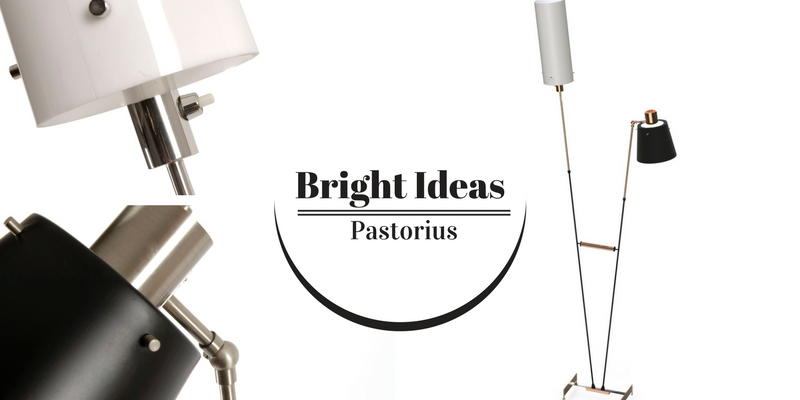 Bright Ideas A Black and White Floor Lamp for Your Reading Corner 3