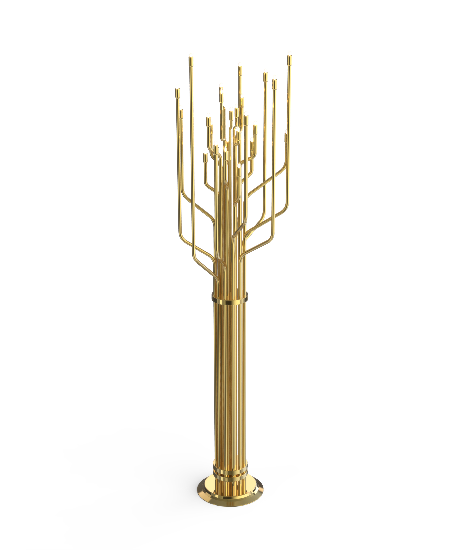 Bright Ideas A Brass Floor Lamp for Your Contemporary Design 1 brass floor lamp Bright Ideas: A Brass Floor Lamp for Your Contemporary Design Bright Ideas A Brass Floor Lamp for Your Contemporary Design 7