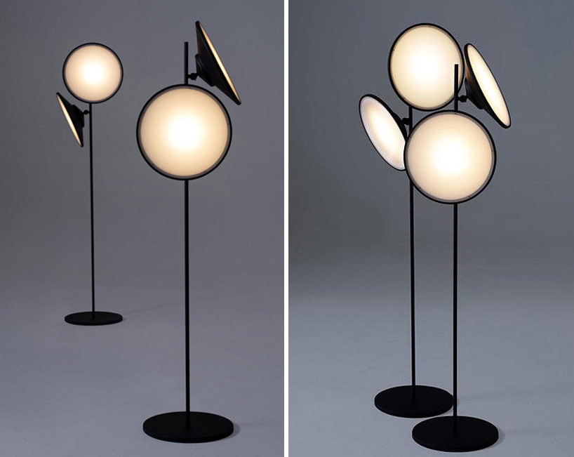 Floor Lamps Essentials Nir Meiris Soft Lights Of The Moon