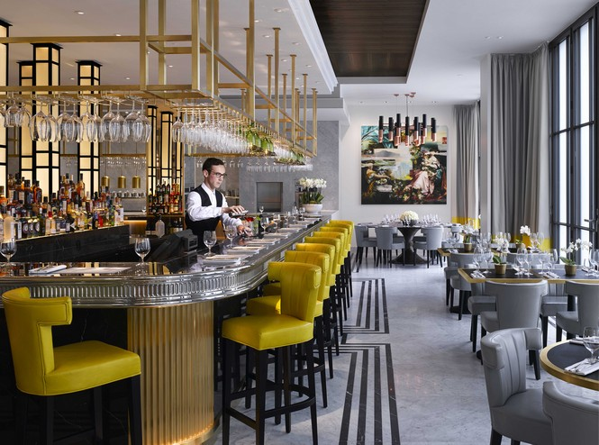 Meet the best restaurants with mid-century lighting design mid-century lighting Meet the best restaurants with mid-century lighting design Meet the best restaurants with mid century lighting design 7