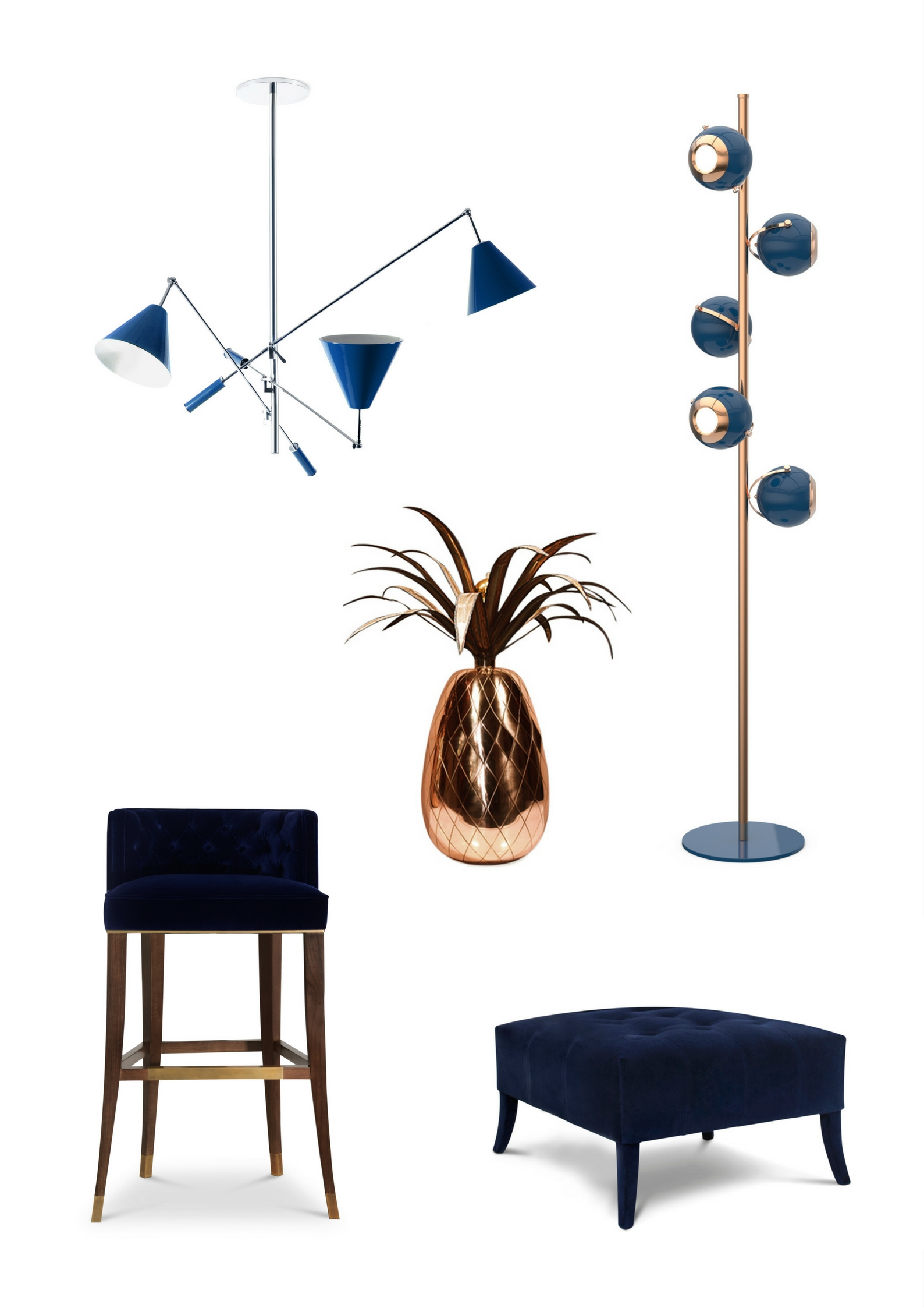 Mood Board Why Navy Peony is the Best Pantone Color for This Fall 8 navy peony Mood Board: Why Navy Peony is the Best Pantone Color for This Fall Mood Board Navy Peony