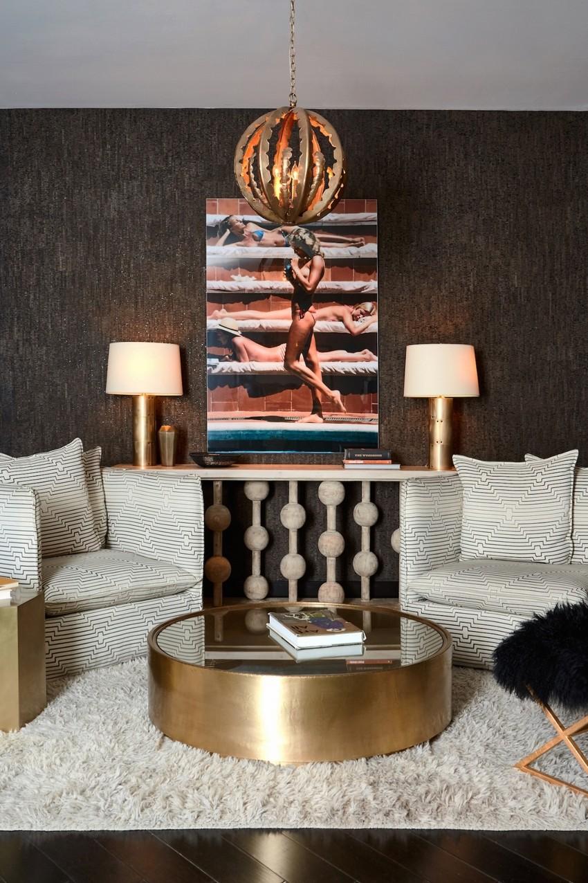 Palm Springs Hotel with Stunning Mid-Century Lighting Designs 6