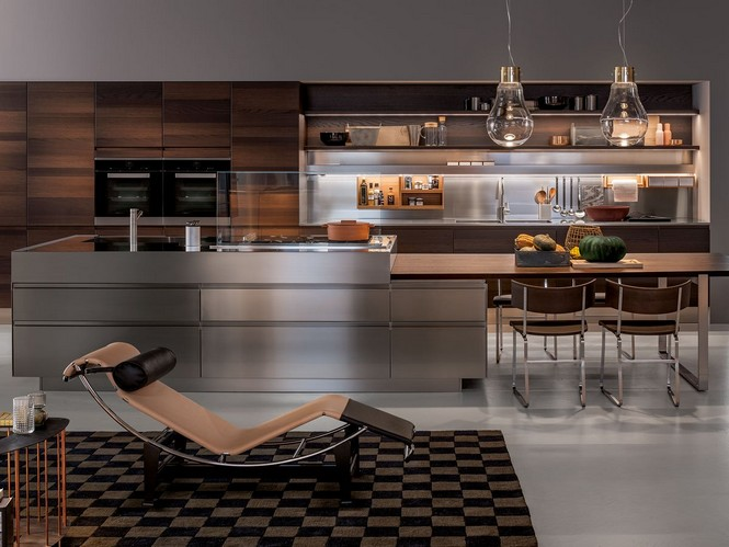 The 10 iconic mid-century kitchen lighting design kitchen lighting The 10 iconic mid-century kitchen lighting design The 10 iconic mid century kitchen lighting design  Arclinea NY