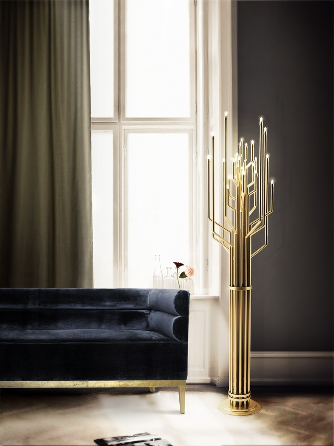 modern floor lamps 10 Modern Floor Lamps Suggestions for Your Next Project janis floor ambience 05 HR