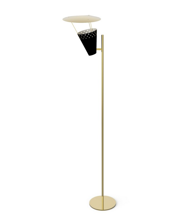 10 Modern Floor Lamps Suggestions for Your Next Project modern floor lamps 10 Modern Floor Lamps Suggestions for Your Next Project lee floor detail 02 HR
