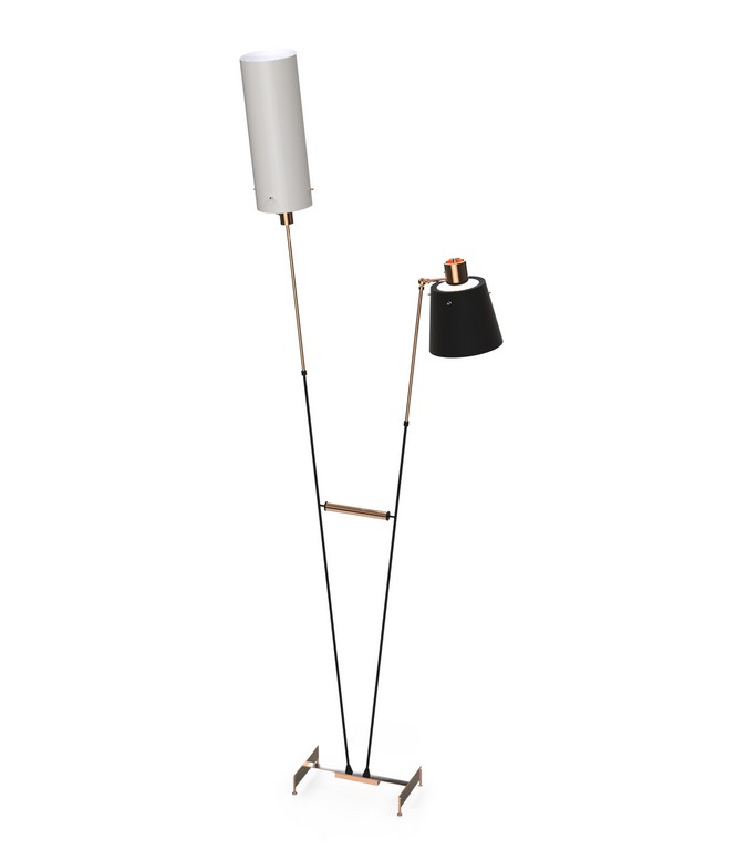 modern floor lamps 10 Inspirational modern floor lamps you must see ! pastorius floor detail 01 HR