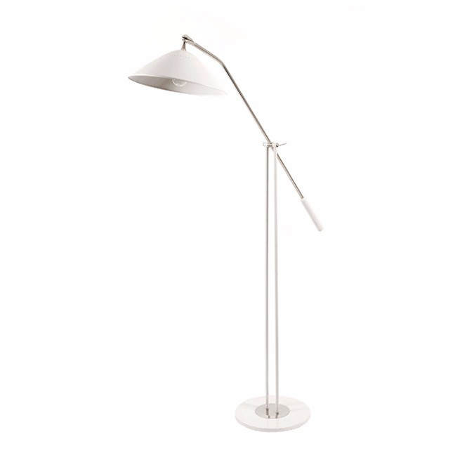 Bright ideas the best industrial floor lamp for your home for Best floor lamp for dark office