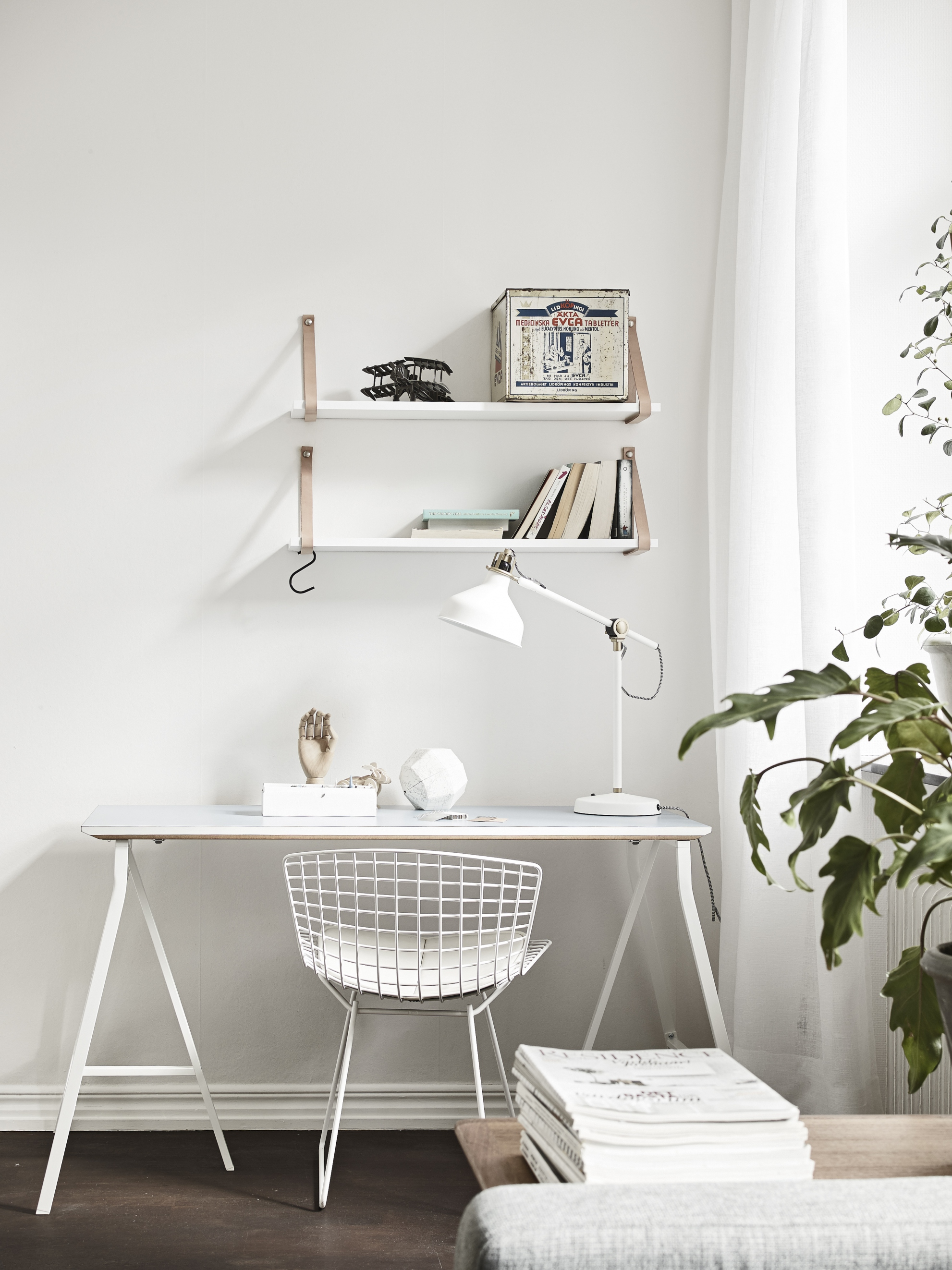 Create the Perfect Study Space with This Lighting Design