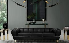 Feel inspired by trendiest living rooms lighting design