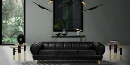 Feel inspired by trendiest living rooms lighting design